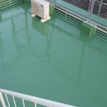 東京都渋谷区のビルの屋上防水工事