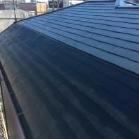 東京都葛飾区の屋根塗装の施工事例