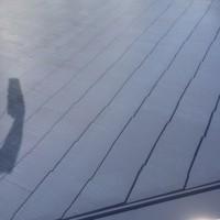 横浜市の屋根塗装の施工完了後
