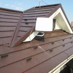 足立区M様邸の屋根葺き替え工事 – 屋根修理・外壁塗装の同時リフォーム工事