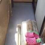 足立区M様邸のバルコニー防水工事 – 外壁・屋根塗装と同時に防水リフォーム