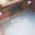 足立区M様邸のベランダ防水工事 – 早めのメンテナンスで雨漏り対策