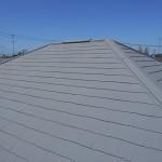 新宿区A様邸の屋根塗り替え工事 – 断熱塗料ガイナ(GAINA)でリフォーム