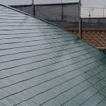 草加市T様邸の屋根塗り替え工事 – サーモアイSiで遮熱塗装リフォーム