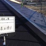 足立区K様邸の屋根塗り替え工事 – 外壁と合わせて屋根塗装リフォーム