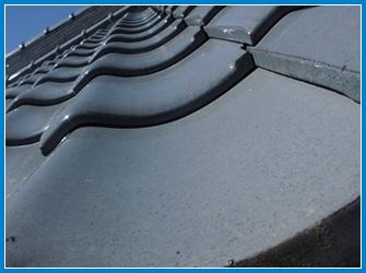 瓦屋根の葺き替えリフォーム