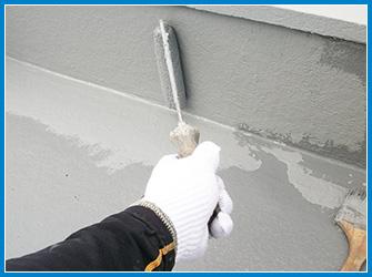 屋上防水工事の耐用年数