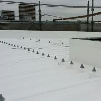 屋根塗装工事の施工完了後