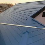 川口市K様邸の屋根塗装リフォーム – 家全体の外装塗り替え工事