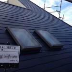 杉並区Y様邸のスレート屋根塗り替えリフォーム – 遮熱塗料でエコ塗装工事