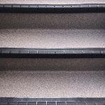 川口市M株式会社の階段長尺シート – 階段と廊下の張り替えリフォーム