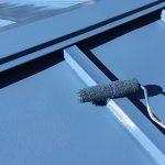 文京区K様邸の屋根塗装リフォーム – 遮熱塗料でトタン屋根の塗り替え工事