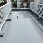 葛飾区K工場の屋上防水工事 – 屋上やバルコニーの防水塗装で雨漏り対策