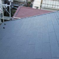 屋根葺き替え工事の完了
