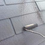 草加市O様邸の屋根塗装工事 – 屋根の塗り替えと家全体塗り替えリフォーム