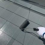 江戸川区K様邸の屋根塗り替えリフォーム – 遮熱塗料を使ってエコな塗装工事