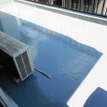 豊島区Gマンションのバルコニー防水工事 – バルコニーの防水リフォーム