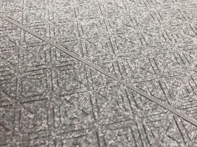繋ぎ目部分の溶接処理