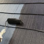 世田谷区K様邸の屋根塗装リフォーム – 遮熱塗料のサーモアイSiで塗り替え