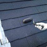 足立区K様邸の屋根塗り替え工事 – 屋根・外壁など家全体の塗装リフォーム