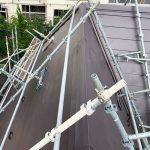 足立区Y様邸の屋根カバー工法 – 金属屋根の重ね葺きリフォーム!