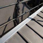 文京区H様邸の屋根板金交換工事 – 棟板金の台風被害工事