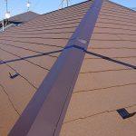 川崎市S様邸の屋根葺き替えリフォーム – コロニアル屋根の張り替え工事