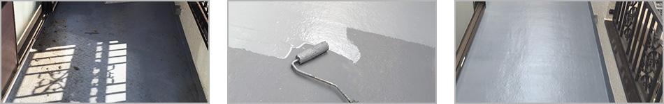 ベランダの雨漏りの危険性