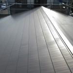 足立区N様邸(工場)の屋根の葺き替え工事 – 屋根と外壁の張り替えリフォーム