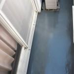 さいたま市A様邸のベランダ防水工事 – 塗装工事と合わせてベランダリフォーム