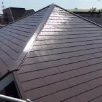 横浜市A様邸の屋根塗装工事 – 屋根と外壁など外装全体の塗り替え工事