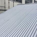 市川市T工場の屋根葺き替え工事 – 工場の屋根を葺き替えリフォーム工事