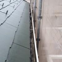 雨樋修理工事の施工完了後