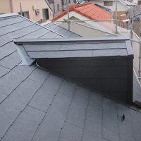 屋根葺き替え工事の完了後