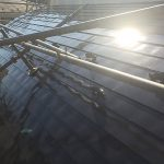 文京区H様邸の屋根塗装工事 – 遮熱塗料でエコに屋根塗り替えリフォーム