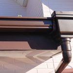 足立区K様邸の破風・雨樋修理工事 – 屋根まわりの修理工事