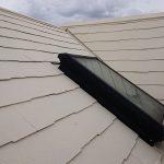 北区T様邸の屋根塗装リフォーム – 断熱塗料ガイナで屋根の塗り替え工事